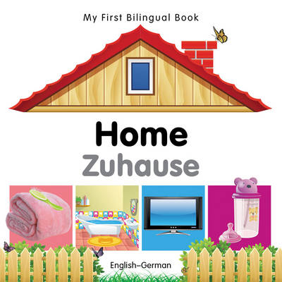 My First Bilingual Book - Home - English-urdu - My First Bilingual Book (Board book)
