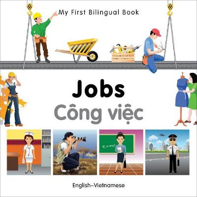 My First Bilingual Book - Jobs: English-korean - My First Bilingual Book (Board book)