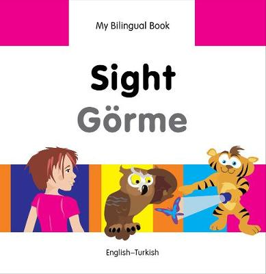 My Bilingual Book - Sight - German-english (Hardback)