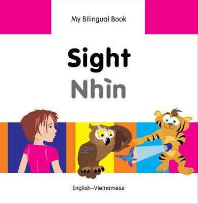 My Bilingual Book - Sight - German-english (Hardback)