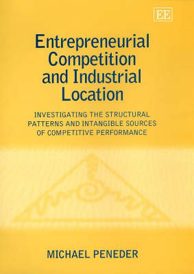 Entrepreneurial Competition and Industrial Location: Investigating the Structural Patterns and Intangible Sources of Competitive Performance (Hardback)