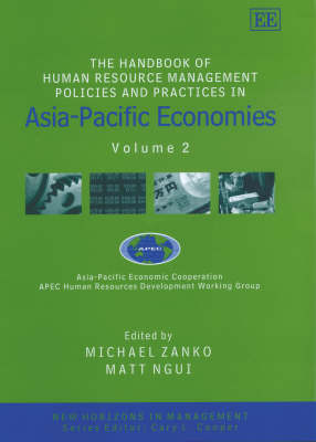 The Handbook of Human Resource Management Policies and Practices in Asia-Pacific Economies: Volume 2 - New Horizons in Management Series (Hardback)