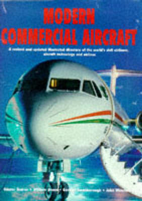 Modern Commercial Aircraft (Hardback)