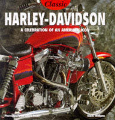 CLASSIC HARLEY DAVIDSON (Hardback)