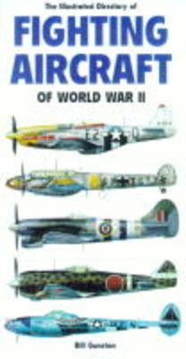 ILL DIRECTORY FIGHTING AIRCRAFT WW2 (Paperback)