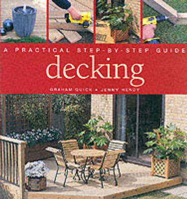 DECKING STEP BY STEP (Hardback)