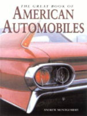 GREAT BOOK AMERICAN AUTOMOBILES(HB) (Hardback)