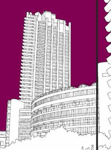 London Buildings: Barbican notebook (Hardback)