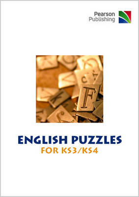English Puzzles for KS3/KS4 (CD-ROM)