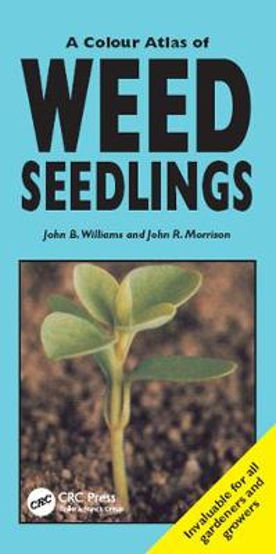 A Colour Atlas of Weed Seedlings (Paperback)