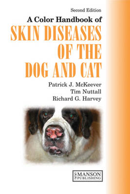 A Color Handbook of Skin Diseases of the Dog and Cat US Version (Hardback)