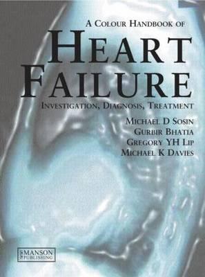 Heart Failure: A Colour Handbook - Medical Color Handbook Series (Paperback)