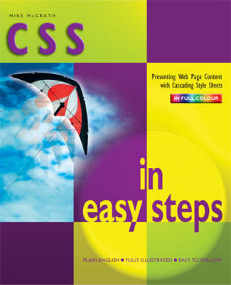 CSS in Easy Steps (Paperback)