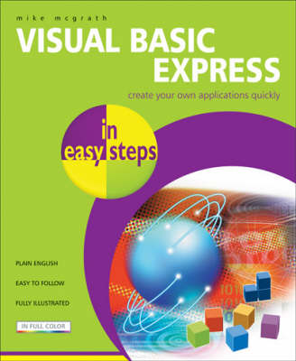 Visual Basic Express in Easy Steps (Paperback)
