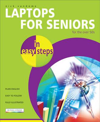 Laptops for Seniors in Easy Steps (Paperback)