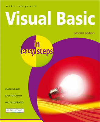 Visual Basic in Easy Steps - In Easy Steps (Paperback)