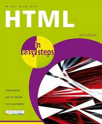 HTML in Easy Steps - In Easy Steps (Paperback)