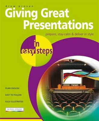 Giving Great Presentations in Easy Steps (Paperback)