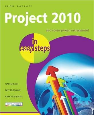 Project 2010 in easy steps (Paperback)