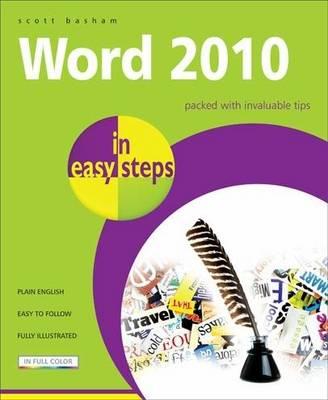 Word 2010 in easy steps (Paperback)