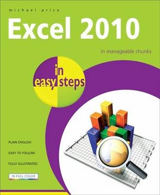 Excel 2010 in easy steps (Paperback)