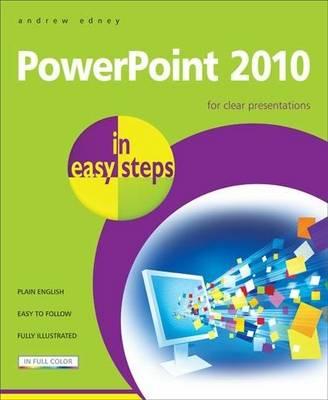 Powerpoint 2010 in easy steps (Paperback)