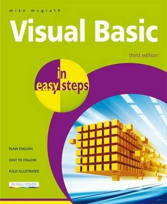 Visual Basic in easy steps (Paperback)
