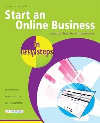 Start an Online Business in easy steps (Paperback)