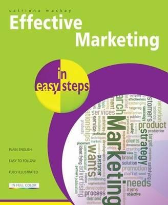 Marketing in easy steps (Paperback)
