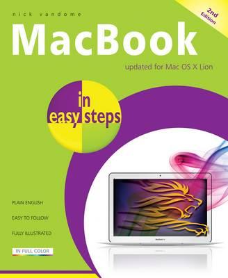 MacBook in Easy Steps - In Easy Steps (Paperback)