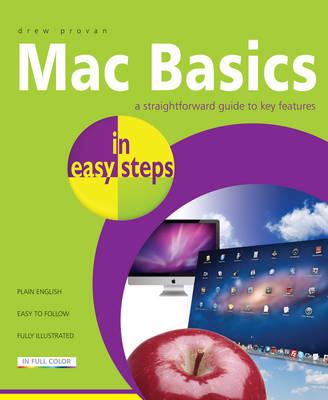 Mac Basics in Easy Steps Lion ed (Paperback)