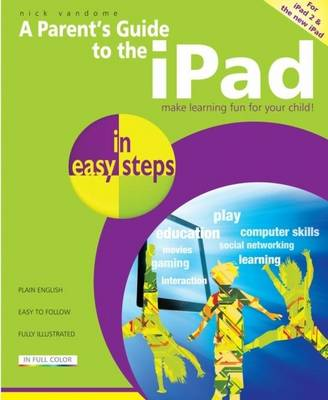 A Parent's Guide to the iPad (Paperback)