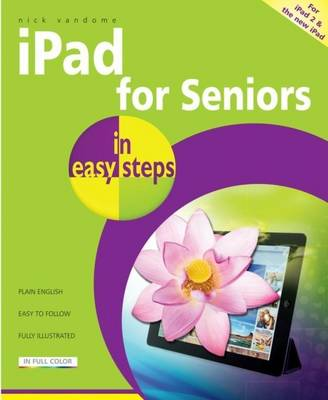iPad for Seniors in Easy Steps (Paperback)