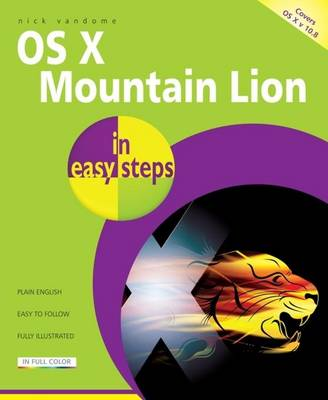 OS X Mountain Lion in easy steps (Paperback)