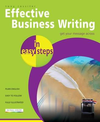 Effective Business Writing in Easy Steps (Paperback)