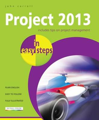 Project 2013 in Easy Steps (Paperback)