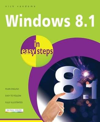 Windows 8.1 in Easy Steps (Paperback)