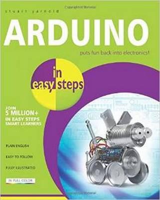 Arduino in Easy Steps (Paperback)