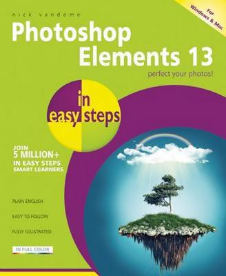Photoshop Elements 13 in easy steps (Paperback)