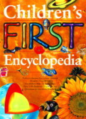 Children's First Encyclopedia (Hardback)