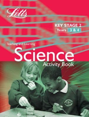 KS2 Science Activity Book: Years 3-4: Science Textbook, A 3-4 - Letts Primary Activity Books for Schools (Paperback)