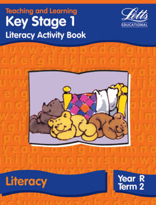 Key Stage 1 Literacy: Reception, Term 2: Term 2 Ks. 1: Activity Book - Letts Primary Activity Books for Schools (Paperback)