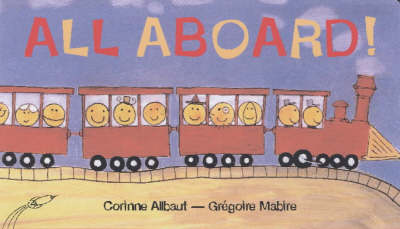 All Aboard! - One by One (Board book)
