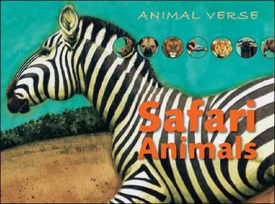 Safari Animals - Animal Verse (Paperback)