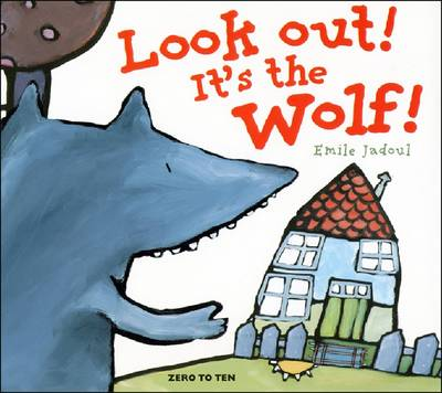 Look Out it's the Wolf! - Picture Books (Paperback)