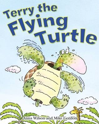 Terry the Flying Turtle (Paperback)