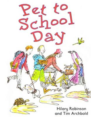 Pet to School Day (Paperback)