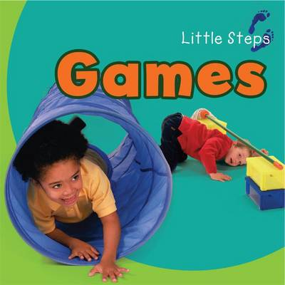 Games - Little Steps (Board book)