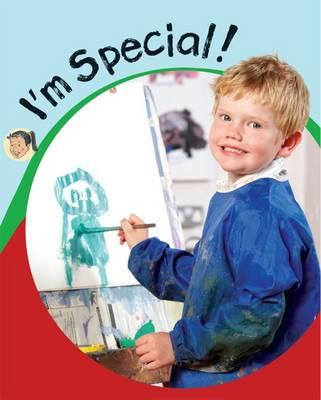 I'm Special (Board book)