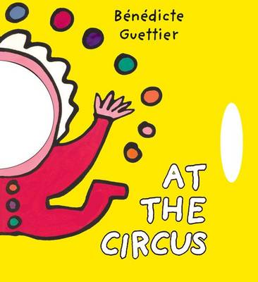 At the Circus - Little Players S. (Board book)